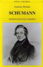 Schumann - Couverture - Format classique