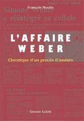L'affaire Weber - Intérieur - Format classique