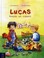 Lucas trouve un copain - Intérieur - Format classique