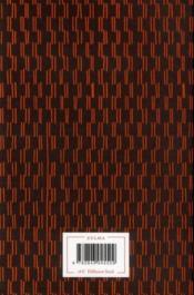 Murambi, le livre des ossements - 4ème de couverture - Format classique
