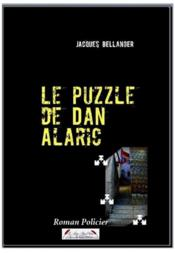 Le puzzle de Dan Alaric - Couverture - Format classique