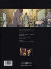 Bourbon street t.2 ; tournée d'adieux - 4ème de couverture - Format classique
