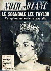 Noir Et Blanc N°895 du 27/04/1962 - Couverture - Format classique