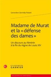 Madame de Murat et la