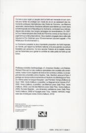 Peuple Saramaka Contre Etat Du Suriname. Combat Pour La Foret Et Les Droits De L'Homme - 4ème de couverture - Format classique