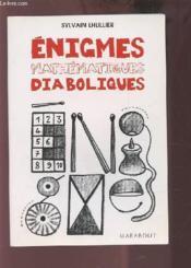 Énigmes mathématiques diaboliques - Couverture - Format classique