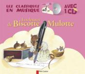 Les lettres de Biscotte Mulotte - Couverture - Format classique