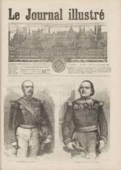 Journal Illustre (Le) N°341 du 21/08/1870 - Couverture - Format classique