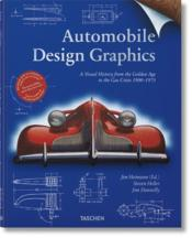 Vente  Automobile design graphics  - Jim Heimann - Steven Heller - Jim Donnelly