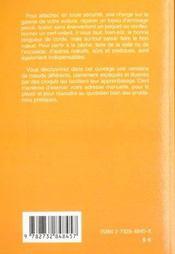 Livre Des Noeuds (Le) Poche - 4ème de couverture - Format classique