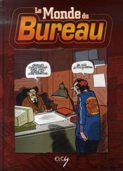 Le monde du bureau en bd - Intérieur - Format classique