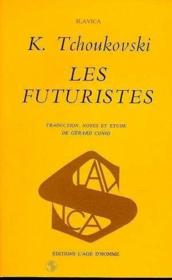Futuristes (Les) - Couverture - Format classique