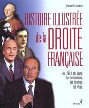 Histoire Illustree De La Droite Francaise - Intérieur - Format classique