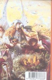 Demons Et Merveilles Fees Lutins Sorcieres... - 4ème de couverture - Format classique