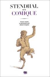 Stendhal Et Le Comique - Couverture - Format classique