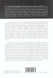 Manifestes Du Possible - 4ème de couverture - Format classique