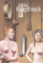 Villa Klapheck/Reperes 130 - Intérieur - Format classique