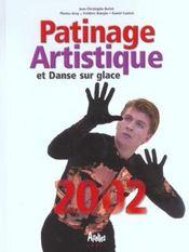 Patinage artistique et danse sur glace 2002 - Intérieur - Format classique