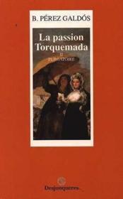 Passion Torquemada (La) Tome 2 - Purgatoire - Couverture - Format classique