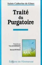 Traite du purgatoire - Couverture - Format classique