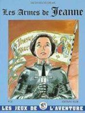 Les armes de Jeanne - Intérieur - Format classique