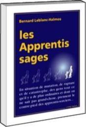 Les Apprentis Sages - Couverture - Format classique