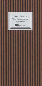 Victor hugo, precurseur a posteriori - Couverture - Format classique