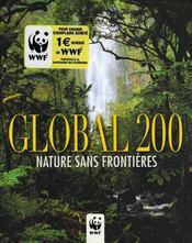 Global 200 ; nature sans frontieres - Intérieur - Format classique