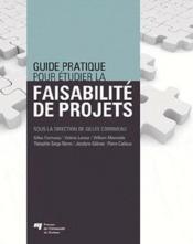 Guide pratique pour étudier la faisabilité de projets - Couverture - Format classique