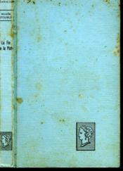 La Fin De La Piste. Collection : Belle Helene. Club Du Roman Feminin. - Couverture - Format classique