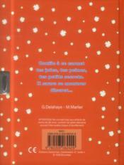 Martine ; mon premier carnet secret : cheval - 4ème de couverture - Format classique