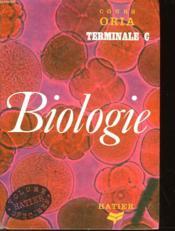 Biologie - Couverture - Format classique