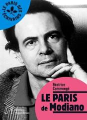 Vente  Le Paris de Modiano  - Beatrice Commenge