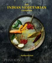 Vente livre :  The indian vegetarian cookbook  - Pushpesh Pant