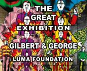 Vente livre :  The great exhibition  - Gilbert . George - Gilbert & George