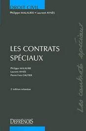 Droit Civil-Contrats Speciaux, 2eme Edition - Intérieur - Format classique