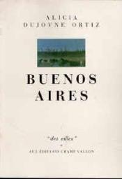 Buenos Aires - Couverture - Format classique
