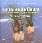 Fontaine De Fleurs - Intérieur - Format classique