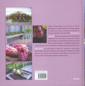 Fontaine De Fleurs - 4ème de couverture - Format classique