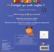 IMAGIDOUX ; mon imagidoux bilingue et sonore - 4ème de couverture - Format classique
