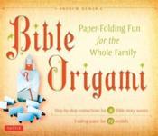 Bible Origami /Anglais - Couverture - Format classique