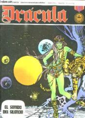 Dracula N° 15. El Sonido Del Silencio. Texte En Espagnol. Bande Dessinee Pour Adultes. - Couverture - Format classique