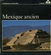 Mexique Ancien - Couverture - Format classique