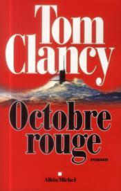 Octobre rouge - Couverture - Format classique