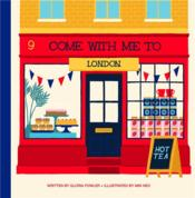 Vente livre :  Min heo come with me to london  - Fowler Gloria/Heo Mi