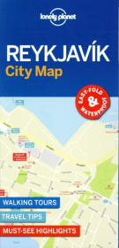 Vente  City map ; Reykjavik (édition 2018)  - Collectif Lonely Planet