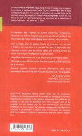 Guide Pratique De Dietetique 2e Edition - 4ème de couverture - Format classique