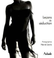 Lecons De Seduction - Couverture - Format classique