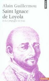 Saint ignace de loyola ; et la compagnie de jésus - Intérieur - Format classique