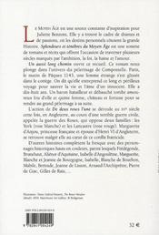 Splendeurs Et Tenebres Du Moyen Age - 4ème de couverture - Format classique